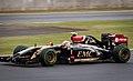Lotus E22 Maldonado Silverstone 2014 (3).jpg