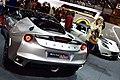 Lotus Evora 400 and Lotus Elise Cup 220 at Geneva International Motor Show 2015 02.jpg