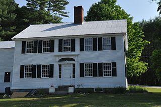 Moses Hutchins House