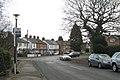 Lower end of Poplar Road, Dorridge B93 - geograph.org.uk - 2196444.jpg