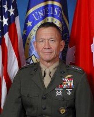 United States Cyber Command - Image: Lt Gen Jon M. Davis, USMC