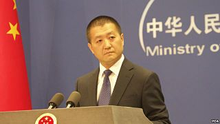 Lu Kang (diplomat)