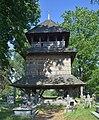 Lubycza Królewska, dzwonnica na cmentarzu (HB1).jpg