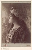 Lucy Arbell as Queen Amahelli in Massenet's Bacchus - Original.jpg