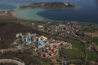 University of Konstanz - A view of the Island of Mainau