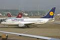 Lufthansa, D-ABIT, Boeing 737-530 (16271126937).jpg