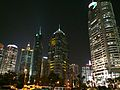 Lujiazui at night, Shanghai.JPG
