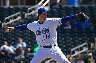 Luke Farrell American baseball player