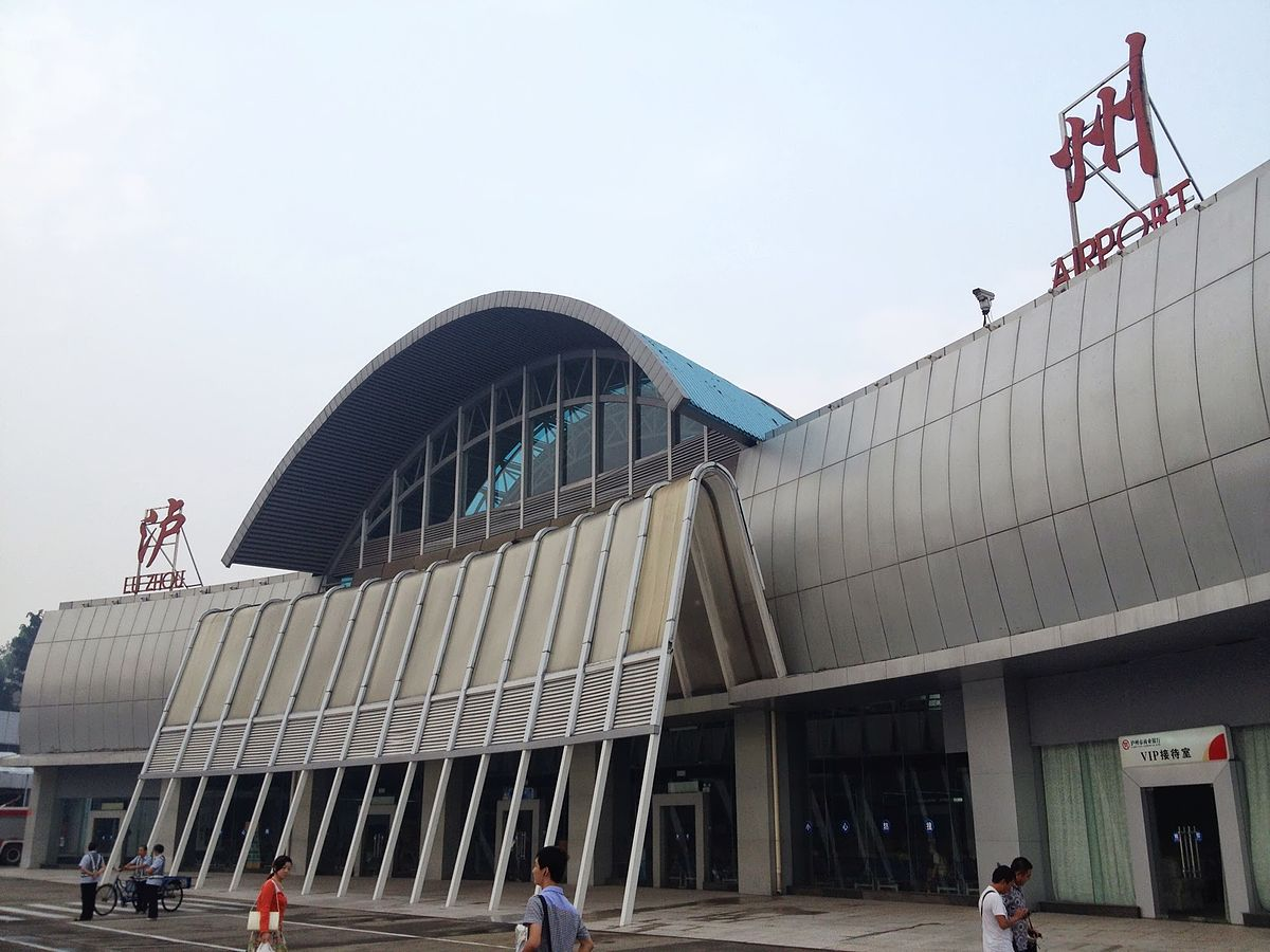 Metric To Standard >> Luzhou Lantian Airport - Wikipedia