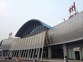 Luzhou Lantian Airport