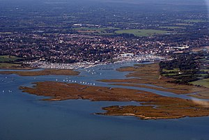 Lymington - Image: Lymington, Hampshire, England 2Oct 2011