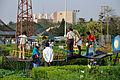 Möbius Band - Science Park - Science City - Kolkata 2010-02-18 4661.JPG