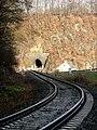 Müglitztalbahn Tunnel Weesenstein Südportal (01).JPG