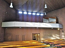München-Pasing, Kapelle im Helios-Klinikum (1).jpg