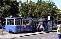 München - Straßenbahn - 3037 als Linie 17 ShiftN.jpg