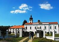 Mănăstire Sf. Gheorghe, sat Mănăstire, com. Birda, jud. Timiş, Romania.jpg