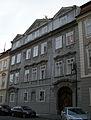 Měšťanský dům (Malá Strana), Praha 1, Sněmovní 5, Malá Strana.JPG