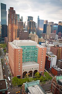 St  Luke's–Roosevelt Hospital Center - Wikipedia