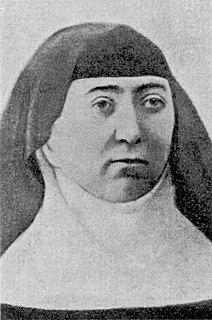 María Josefa Sancho de Guerra Spanish religious (1842-1912)