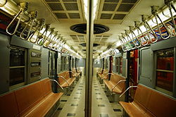 MTA NYC Subway R30 8506 interior.JPG