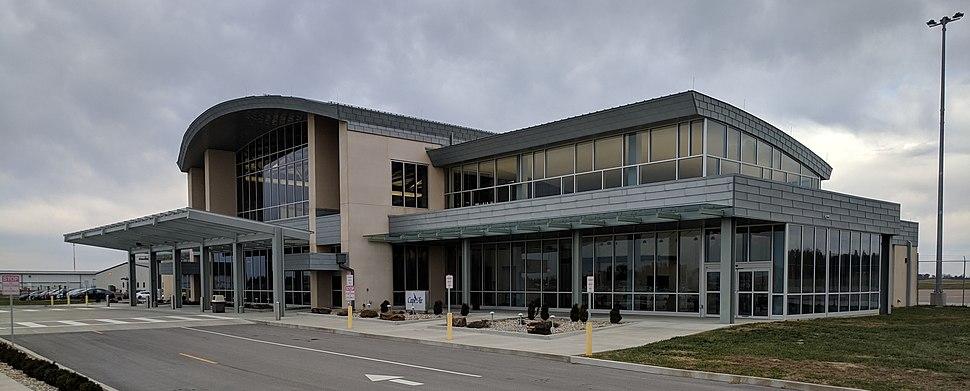 MWA terminal building
