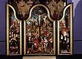 Maître de Delft Crucifixion - Wallraf Museum - ouvert.jpeg