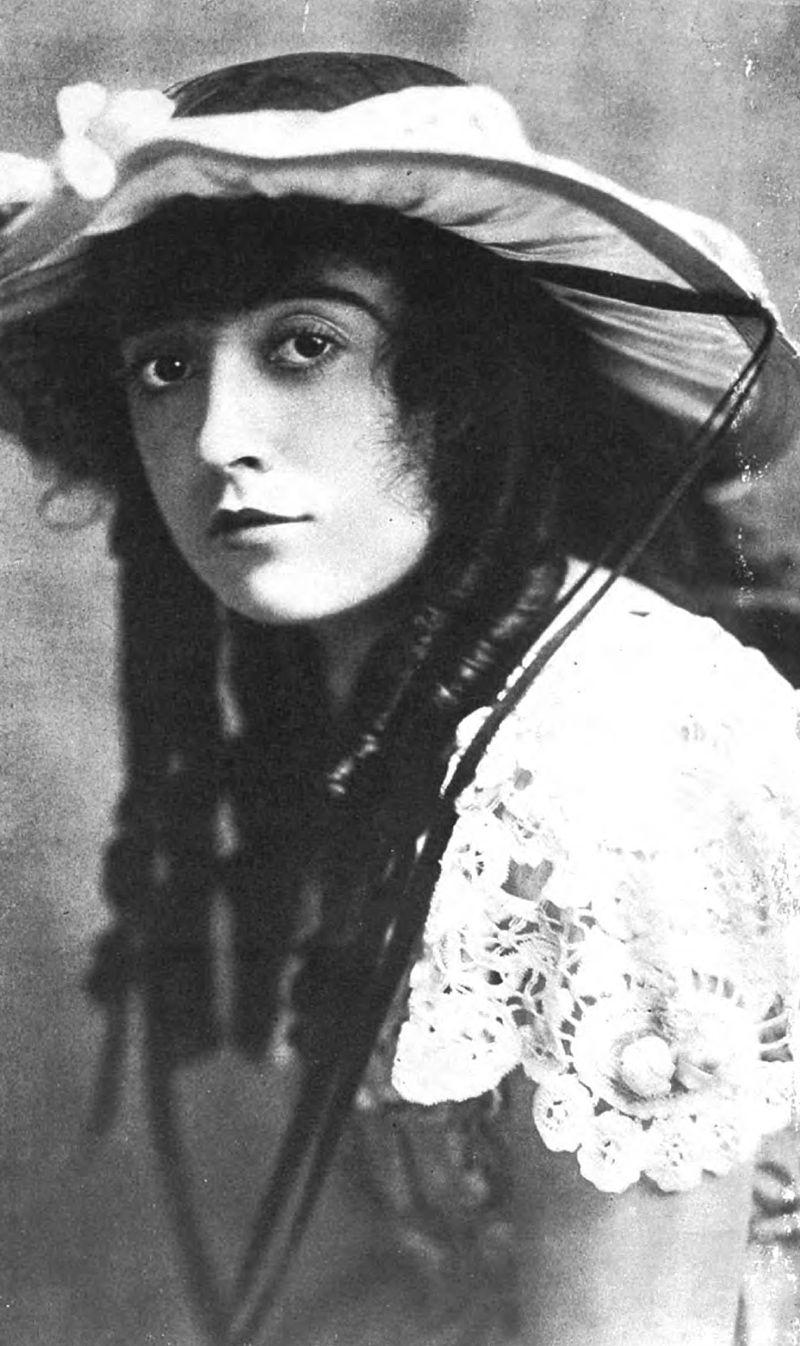 メーベル・ノーマンド Mabel Normand