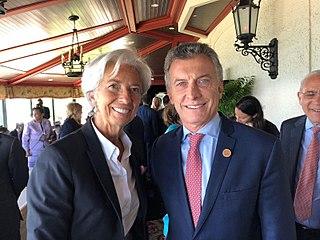Argentine monetary crisis