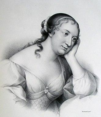 Madame de La Fayette - Image: Madame de La Fayette