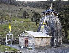 Madhyamaheshwar Temple, Uttarakhand.JPG