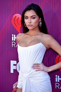 Madison Beer American singer and songwriter