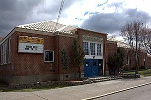 Madras, Oregon - Elementary school in Madras