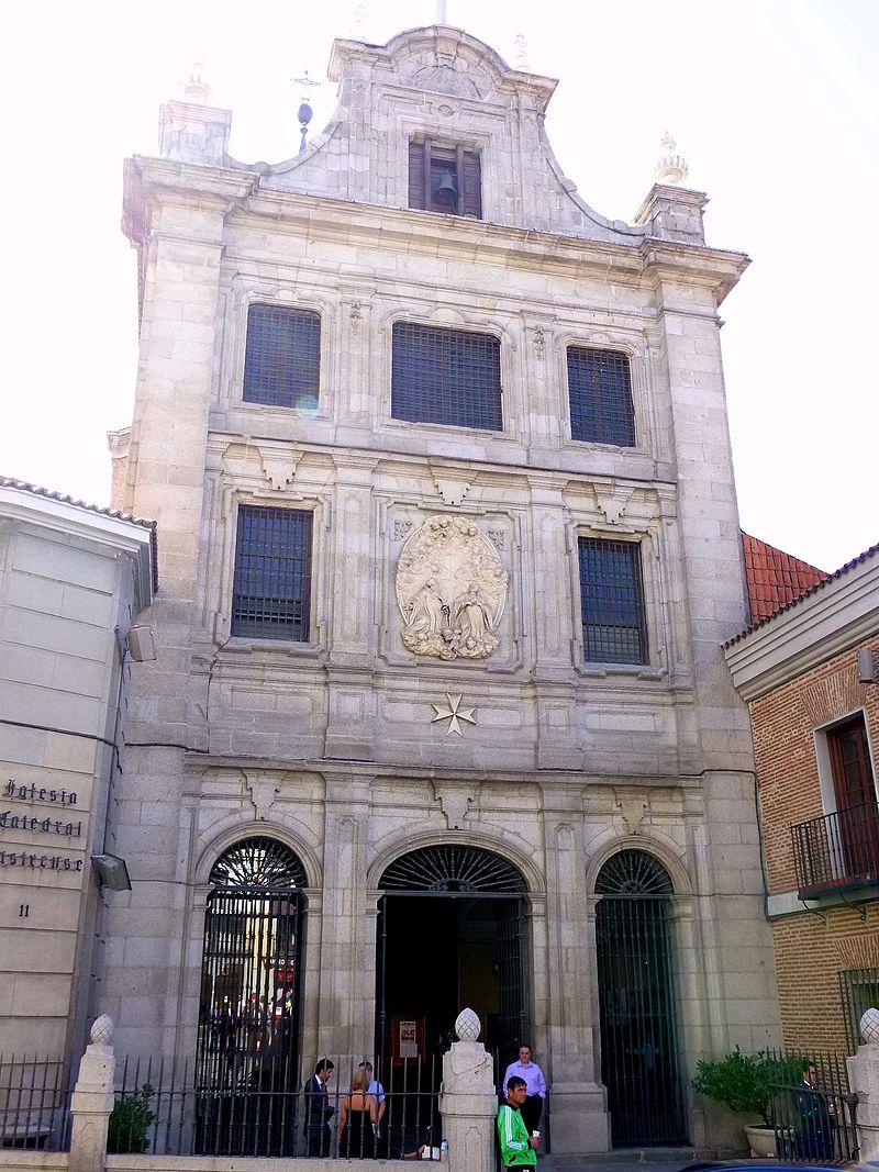 Madrid - Iglesia Arzobispal Castrense 01.jpg