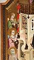Maestro di Figline, maestà tra i ss. elisabetta d'ungheria, ludovico di tolosa e angeli, post 1317, 05.jpg