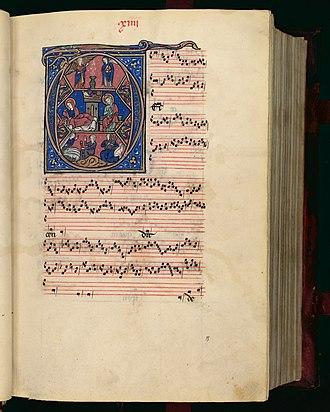Magnus Liber - Folio 8 of MS F