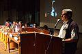 Mahidas Bhattacharya Addressing - Inaugural Function - Bengali Wikipedia 10th Anniversary Celebration - Jadavpur University - Kolkata 2015-01-09 2694.JPG