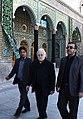 Mahmoud Farshchian pilgrimage Fatima Masumeh Shrine - 17 January 2012 (13901027191541727).jpg
