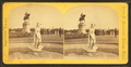 Maid of Mist and Washington, Public Garden, Boston, by Moulton, John S., b. 1820 or 1.png