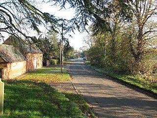 Shelton, Nottinghamshire Human settlement in England