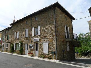 Le Crestet Commune in Auvergne-Rhône-Alpes, France