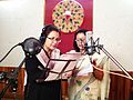 Malaya Goswami - TeachAIDS Recording Session (13566435155).jpg