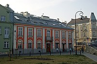 Manor house, 2 Jozefinska street, Podgórze, Krakow, Poland.JPG