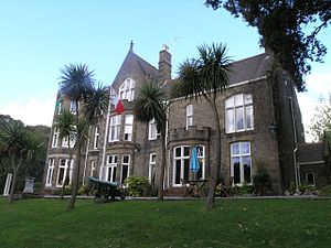 City and County of Swansea Council - Mansion House, Ffynone
