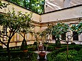 Mantova Palazzo Ducale einer der Gärten 1.jpg