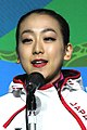 Mao Asada 2010 OP Press conference exp.jpg