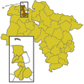 Map Wangerooge in Friesland.png
