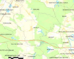 Map commune FR insee code 21022.png