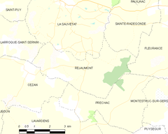 Map commune FR insee code 32341.png