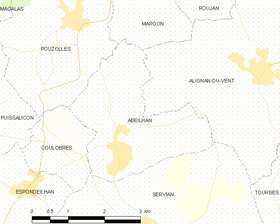 Map commune FR insee code 34001.png