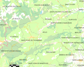 Map commune FR insee code 34229.png